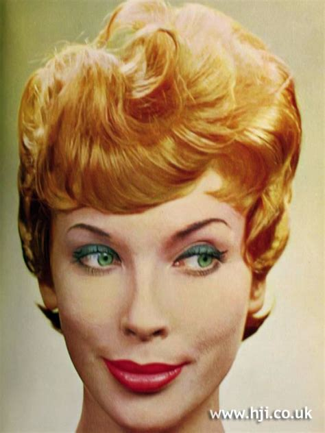 1950s Curly Hairstyles by 17 Best Images About Hairstyle 1950s And 1960s On