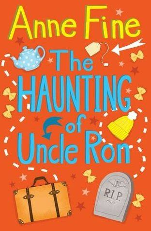 haunting  uncle ron  anne fine