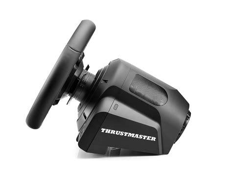 thrustmaster volante comprar volante thrustmaster t gt ps4 pc discoazul