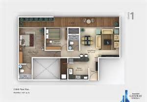floor palns premium property in hadapsar pune for sale gateway towers floorplans