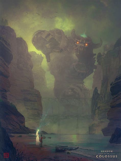 15 Pieces Of Shadow Of The Colossus Fan Art That Deserve