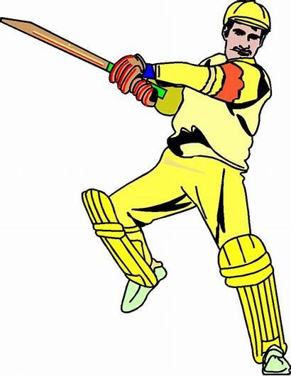 Cricket Clip Clipart Outdoor Games Cliparts Bat