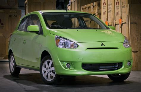 mitsubishi small car mitsubishi quot small car quot debuts in montreal the truth
