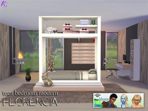 chambre sims 3 khany sims chambres sims 4 bedrooms sims 4