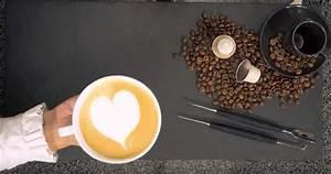 Cookinesi Latte Art: So wird Dein Kaffe Herz ig und