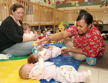 employee childcare centers cone health