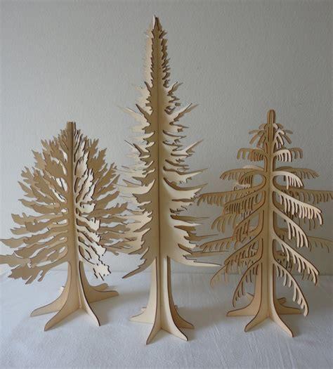 table size christmas trees  set  holiday mood