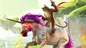 unicorn cat machine and a cat a unicorn trials