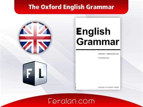 دانلود کتاب The Oxford English Grammar