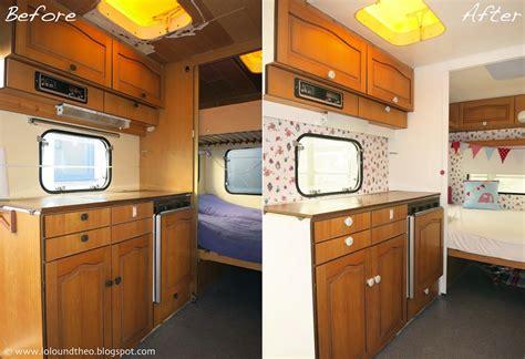 wohnwagen renovieren vorher nachher wohnwagen knaus passat 1978 umbau renovierung makeover
