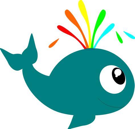 sea creatures clipart free whale clip pictures clipartix