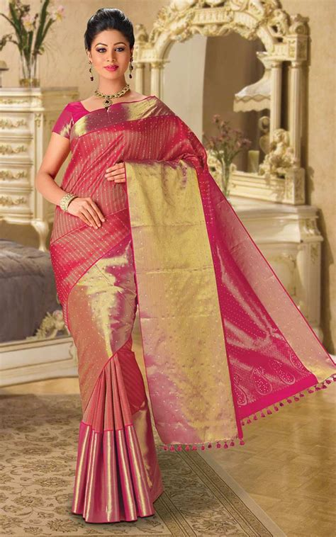 pink blouse south indian bridal sarees 10 stunning designs of the season