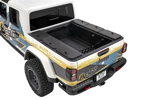 media release  jeep gladiator  bed storage system jeep action magazine