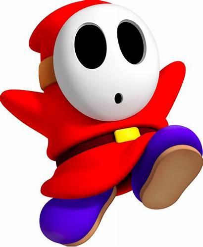 Mario Bros Shy Guy Wikia Shyguy Fandom