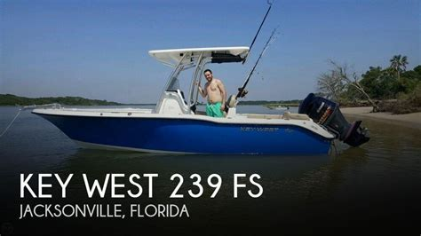 Key West Boats Jacksonville by Sold Key West 239 Fs Boat In Jacksonville Fl 120770