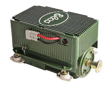 Electric Propulsion Motor by Elco Ep 4000 40hp 108vdc 2205ah Electric Motor