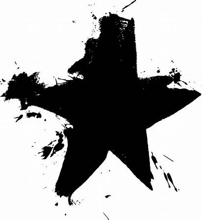 Star Grunge Stamp Transparent Onlygfx Px 1684