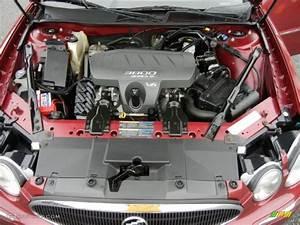 2005 Buick Lacrosse Cxl 3 8 Liter 3800 Series Iii V6