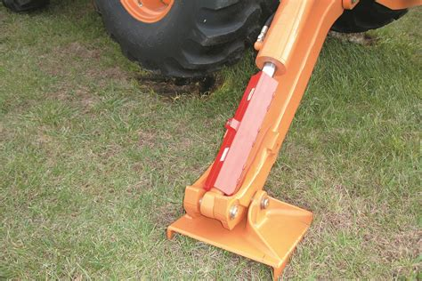equipment lock company mini excavator stability