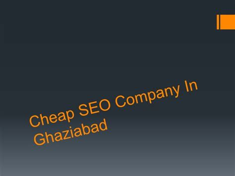 cheap seo cheap seo company in ghaziabad