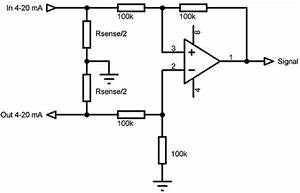 implementing a 4 ma to 20 ma sensor interface sensors With circuit temperature sensor with 4 to 20ma current loop circuits