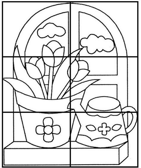 schede da colorare primavera disegno da colorare schede didattiche primavera 1