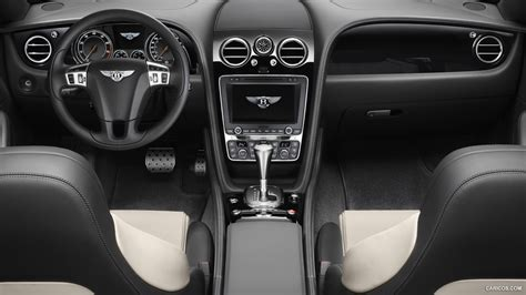 bentley continental gt   coupe  interior hd