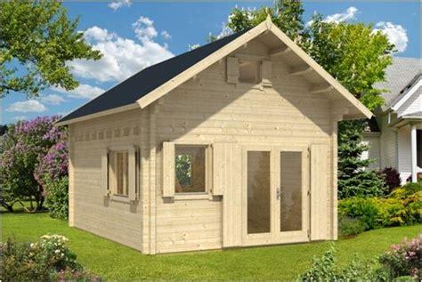 chalet en bois 20m2 chalets mezzanine 70mm abris de jardin garages et chalets cabane abri de