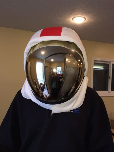astronaut space helmet replica  buy  strip