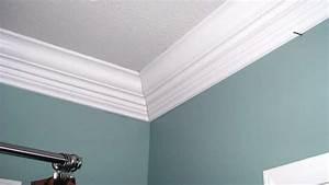 Corniche Plafond Platre : r nover une moulure de plafond en pl tre bricolage facile ~ Voncanada.com Idées de Décoration