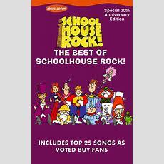 The Best Of Schoolhouse Rock!  School House Rock Wiki  Fandom Powered By Wikia