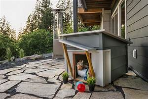 indoor and outdoor pet houses pre tend be curious With modern outdoor dog house