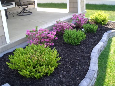 plant ideas for landscaping flower and herb plants for small front yard landscaping house design with concrete brick border