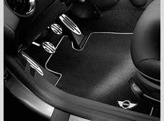 MINI Cooper Automatten met MINI logo R56 HL Automotive