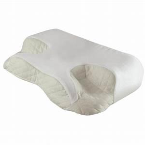 Cpap sleep apnea pillow contour products specialty pillows for Specialty pillows