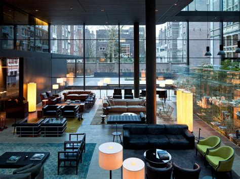 incredibly cool hotel lobby designs  inspire  hgtv