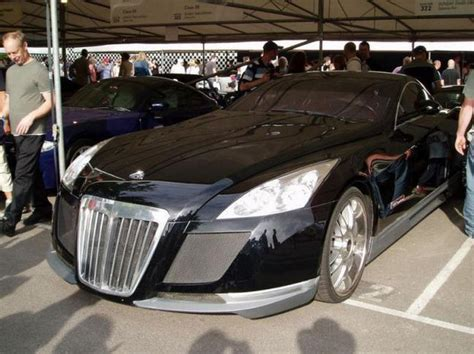 Maybach Exelero a High Performance Sports Car - XciteFun.net