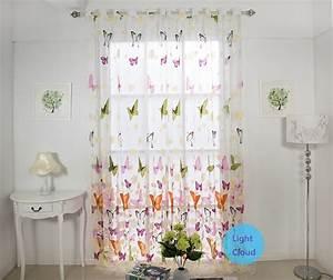 Kinderzimmer Vorhänge Mädchen : kinderzimmer vorhang butterfly die beste idee idee f r kinderzimmer inspiration ~ Sanjose-hotels-ca.com Haus und Dekorationen