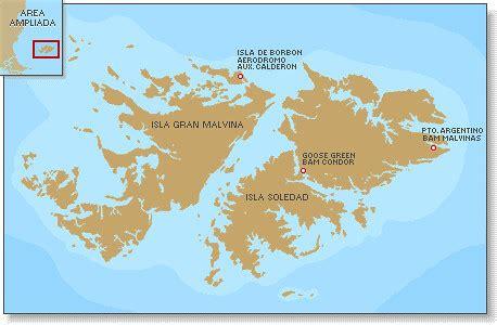 Mapa Islas Malvinas (República Argentina) Flickr Photo