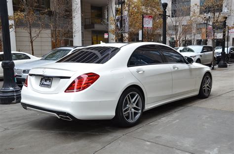 Beauty masks a formidable beast. Mercedes Benz S550 4matic 2017 - amazing photo gallery, some information and specifications, as ...