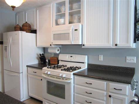 paint kitchen cabinets white appliances home design