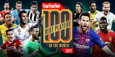 Best Football Player Fourfourtwo S 100 Best Football Players In The World 2017