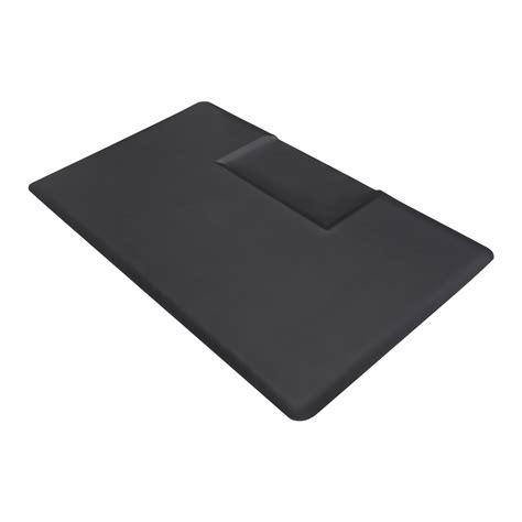 salon chair mat square impression rectangular 3x5 comfortmax