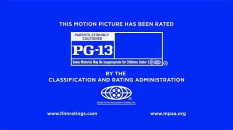 rated pg  mpaa rating ids logo  bumpers youtube