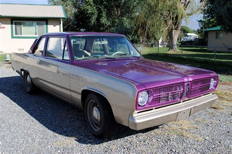 1967 Plymouth Valiant Custom Coupe 188683
