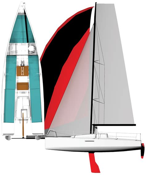 Light Ballast by New Boats 2015 Seascape 27 Sail Magazine