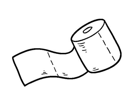 toilet coloring pages