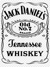 Daniels Jack Label Svg Tattoo Clipart Pikpng Unlimited sketch template