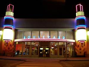 Image Gallery movie theatre building