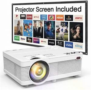Best Projectors Under 200  Reviews  U0026 Buying Guides